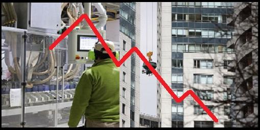 El Desayunador: uno de cada cuatro trabajadores es pobre, caen los índices de industria y construcción