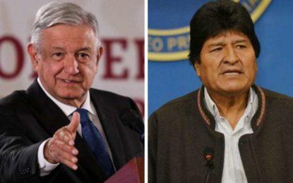 El Desayunador: paro general en Chile, México concedió asilo político a Evo, menos ventas minoristas en Mendoza