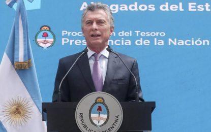 El Desayunador: cadena nacional de Macri y el gabinete de Fernández