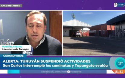 El Desayunador: suspenden reapertura de actividades en Tunuyán