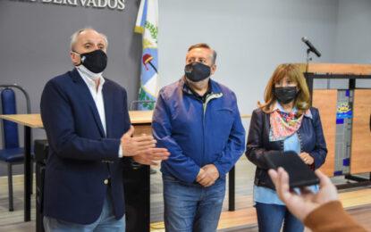 San Martín paga deuda millonaria con Irrigación