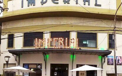 La municipalidad de Maipú abre este viernes el cine Imperial